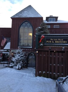 Lake Placid Brewery