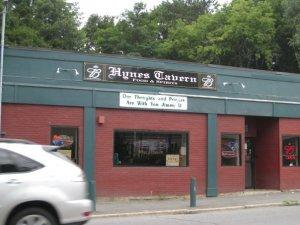 Hynes Tavern Lowell MA