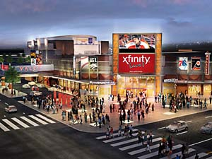 X-Finity Center