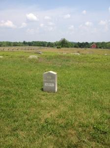 Gettysburg Massachusetts Infantry