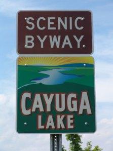 Cayuga Lake Scenic Byway