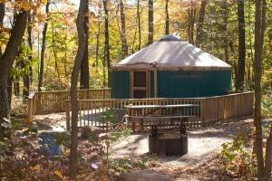 Yurt Pennsylvania State Park