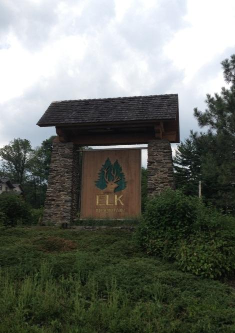 Elk Mountain PA