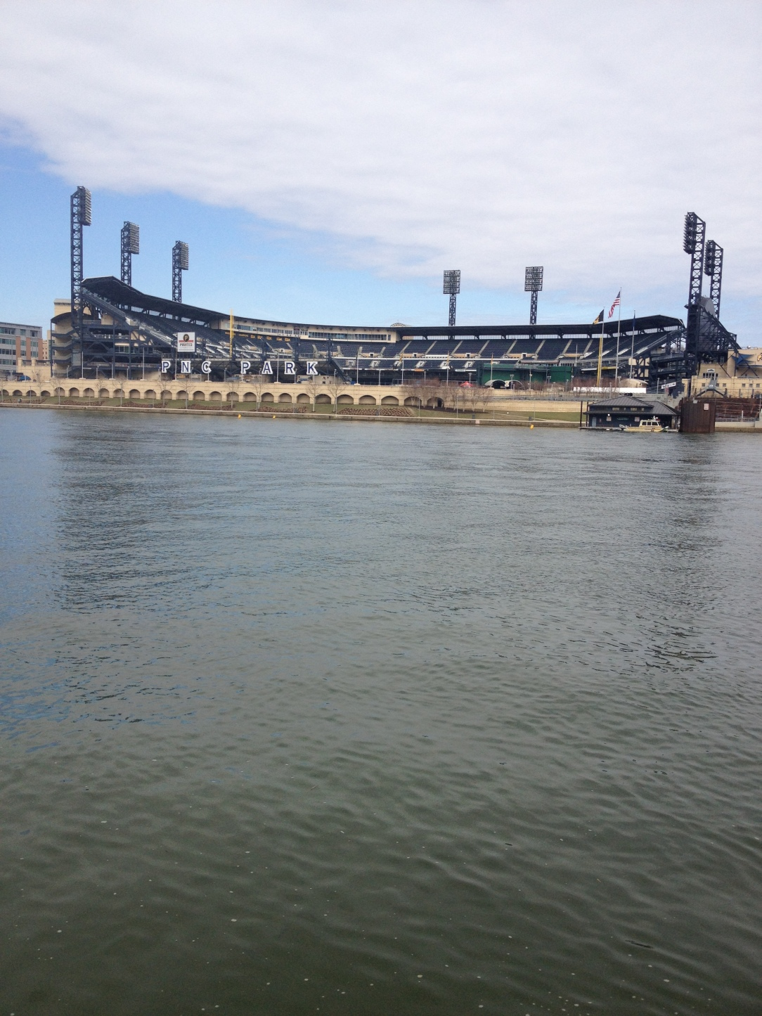 I imagine catching a Pirates game via kayak would be a fun way to spend the afternoon.  Heinz Staidum, where the Steelers play, is adjacent down river, along with a newly opened casino.