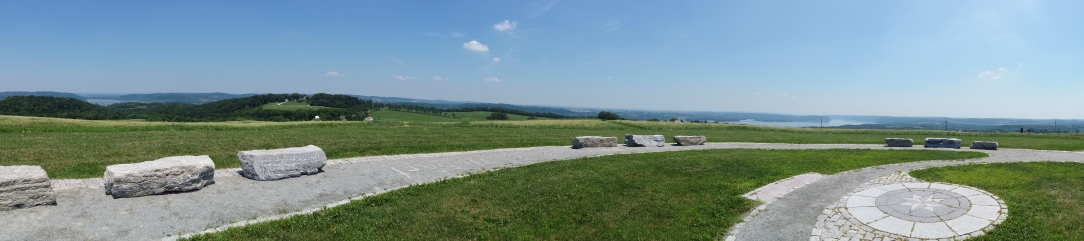 I leave you with a panoramic view of the Susquehanna River Valley (including Columbia & Wrightville) I took from
