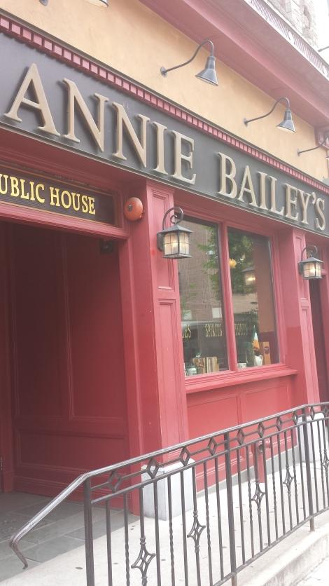 Annie Bailey's Lancaster