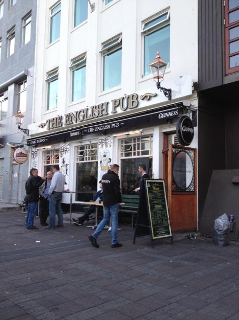 English Pub Reykjavik