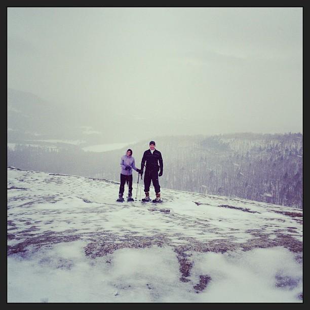 Lake Placid Snow Shoe