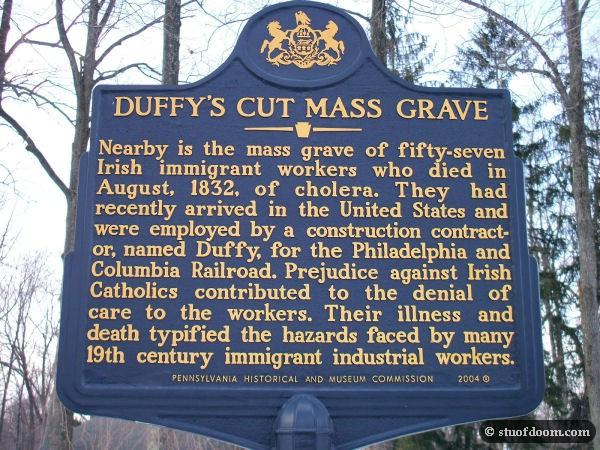 Duffy's Cut