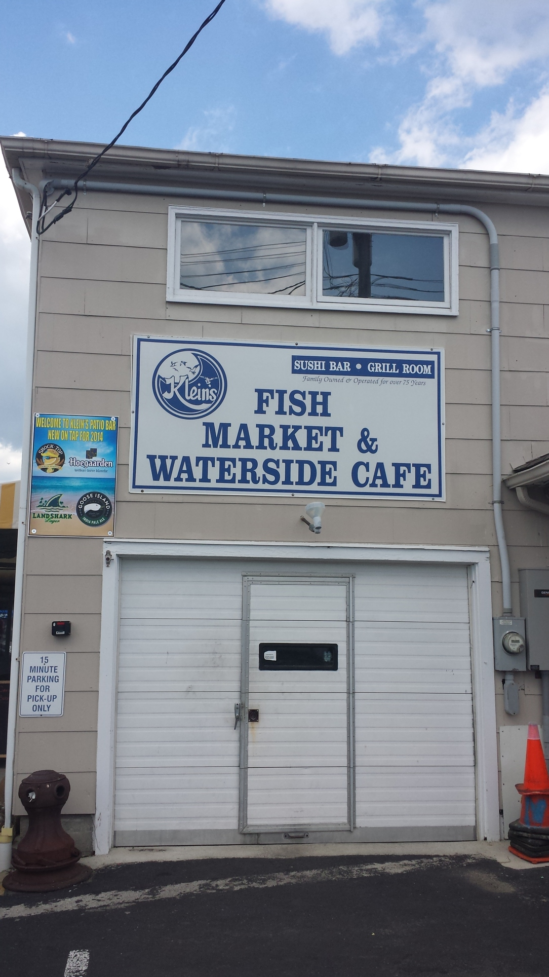 Klein's Fish Market & Waterside Cafe