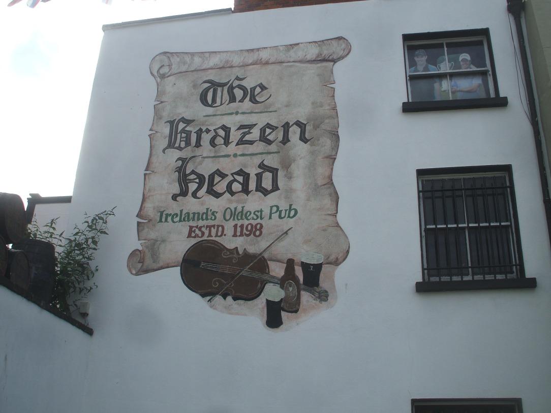 Ireland's Oldest Bar.