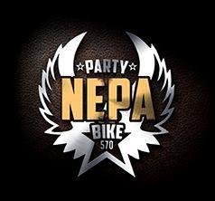 The Party Bike logo.