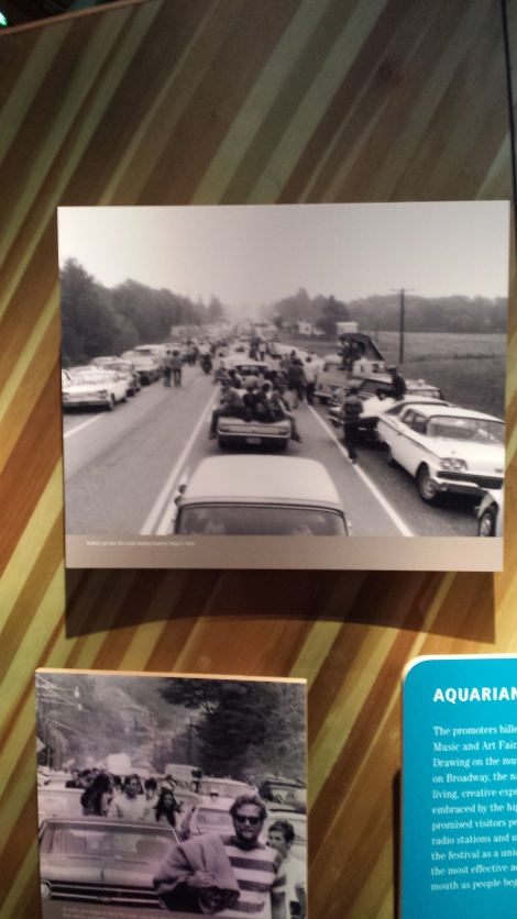 Pictures of the traffic in Bethel back in the day.