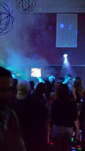 Party in da club.
