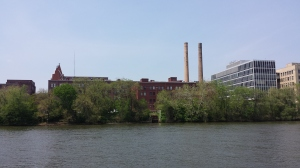 The old Heinz plant.