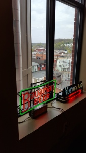 A view of Pottsville from the brand new Yuengling museum.