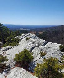 Catskill Views, Bonticou Crag
