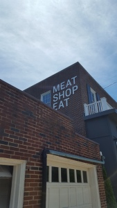 Eat. Shop. Meat.