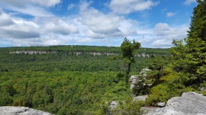 Minnewaska State Park in the Hudson Valley.